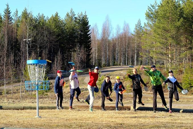 FRISBEEGOLF - Ähtärin Urheilijat